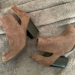 Altar'd State Suede Booties